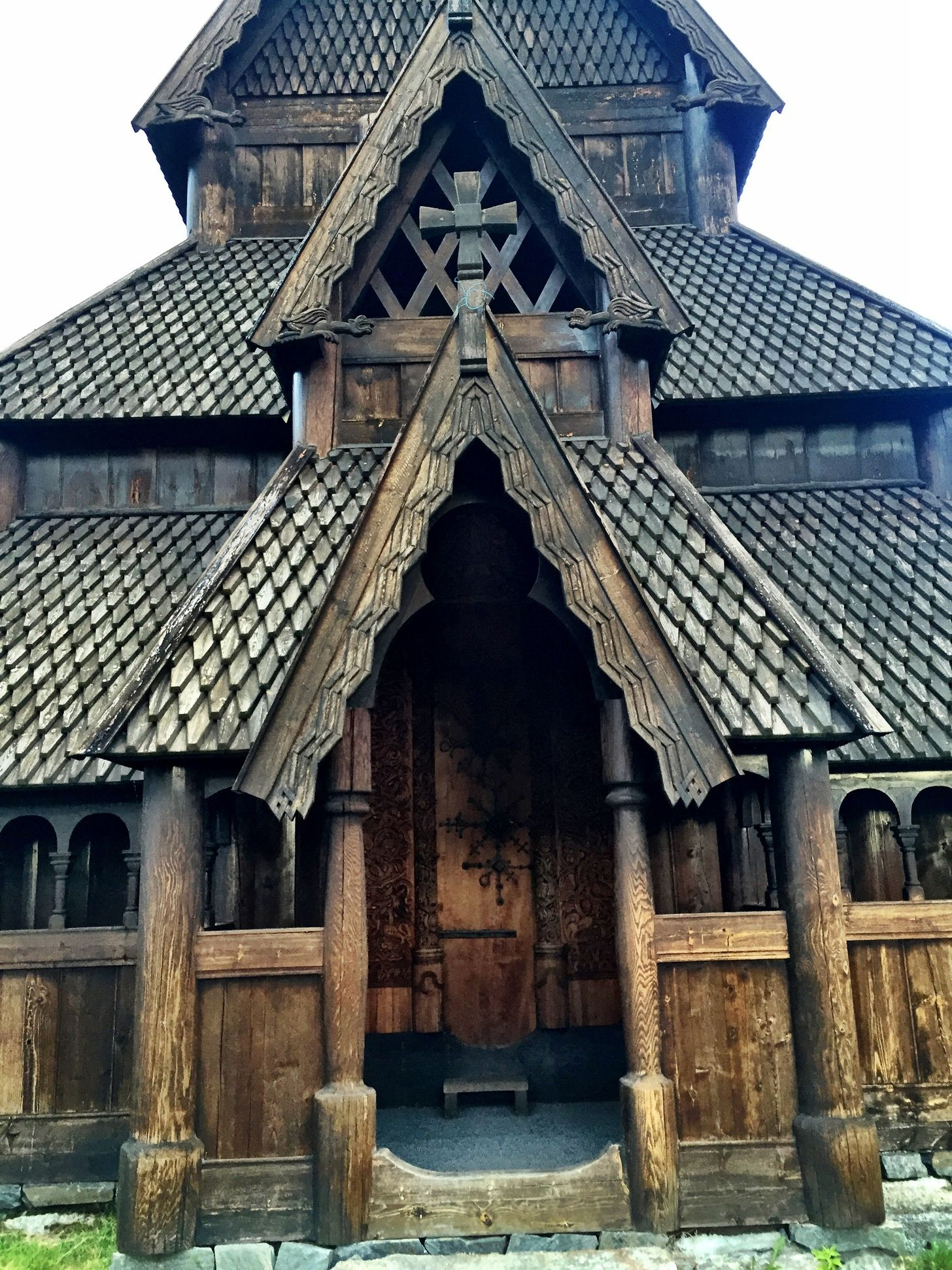 800 Year Old Stave Church In Gol Norway Viking House Church Rustic Home Design