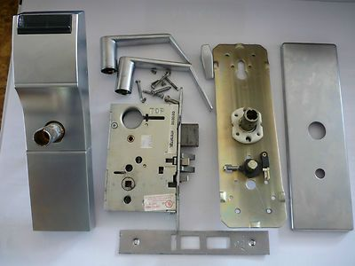 Details about Used Vingcard Signature 4 5V Hotel Lock Chrome
