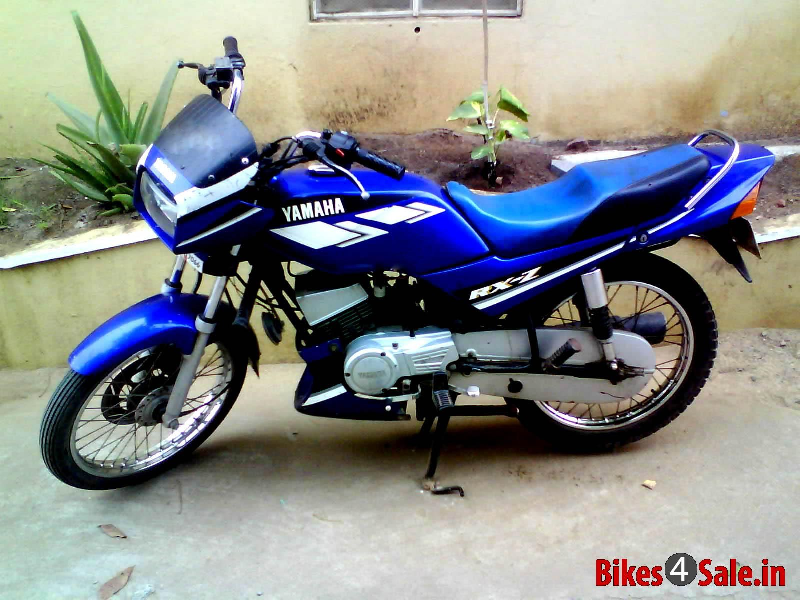 The Yamaha RXZ came into the market in the year 1987
