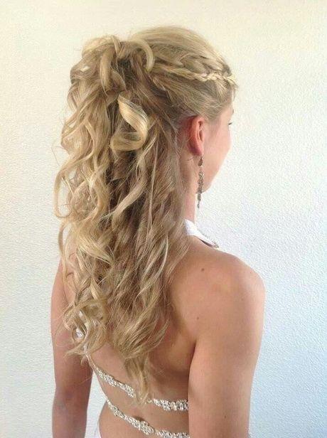 Iets Nieuws Half opgestoken kapsels stap voor stap | Hot Hair | Half #MO55