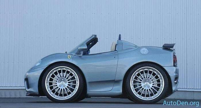 Smart Cart Designs Of Sports Cars Ferrari Tiny