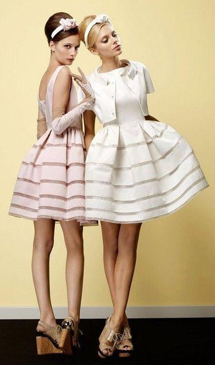 Bridesmaid dress ! Adorable