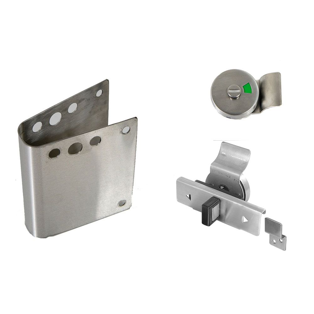 Bathroom Stall Hardware - All About Bathroom