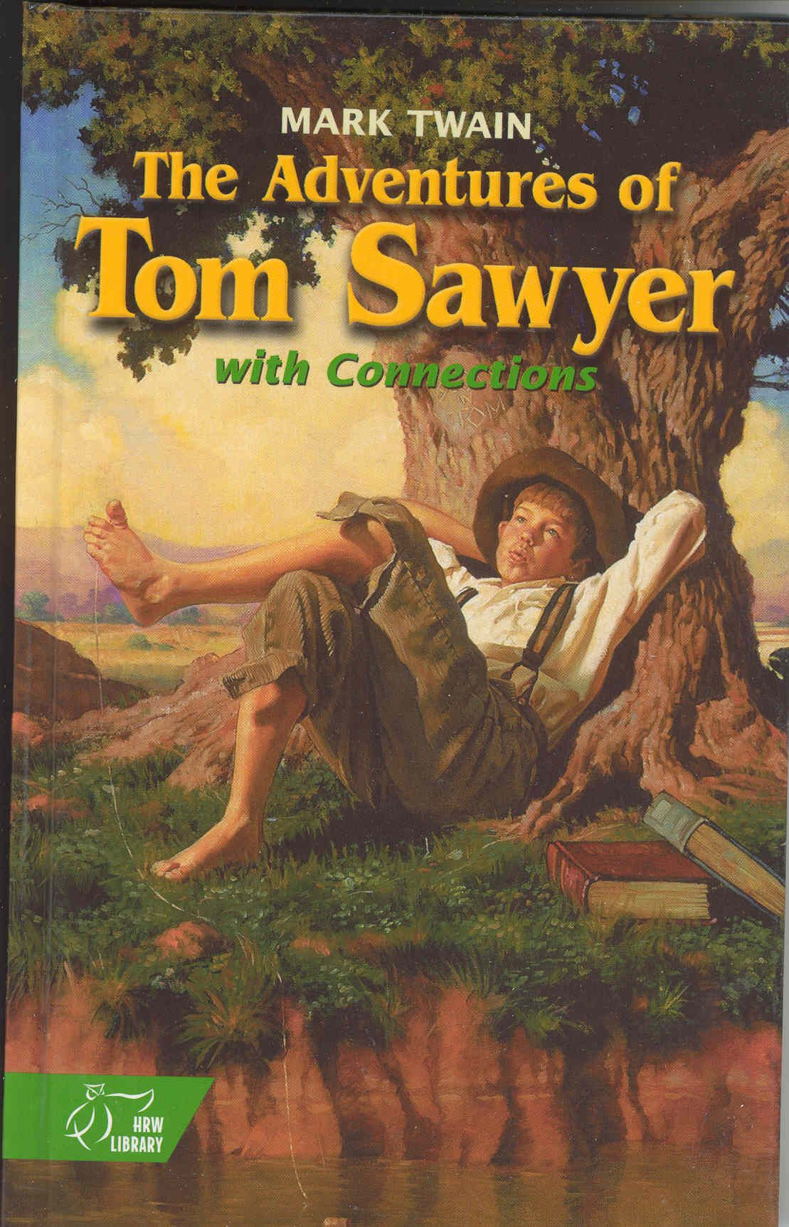 tom sawyer and his friends