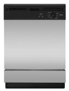 Amazon Com Amana Standard Tub Dishwasher Adb1000aws Stainless