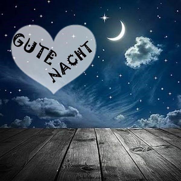 #gutenacht