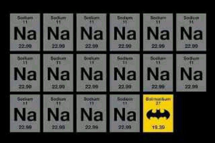 Batmantium!