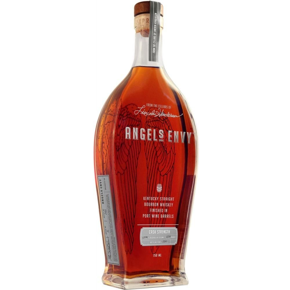 Angel S Envy Cask Strength Bourbon Whiskey Bourbon Whiskey Bourbon