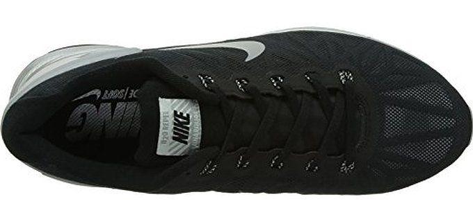 newest 5c69c aab8f Nike LunarGlide 6 Flash Men s Flat Feet Overpronation Shoes
