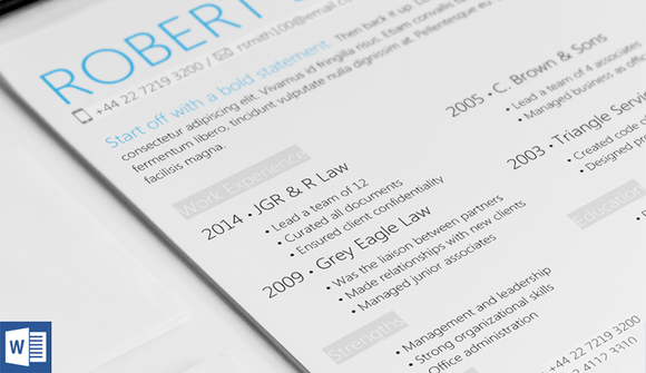 check out highlight resume template by 12 resumes on creative market