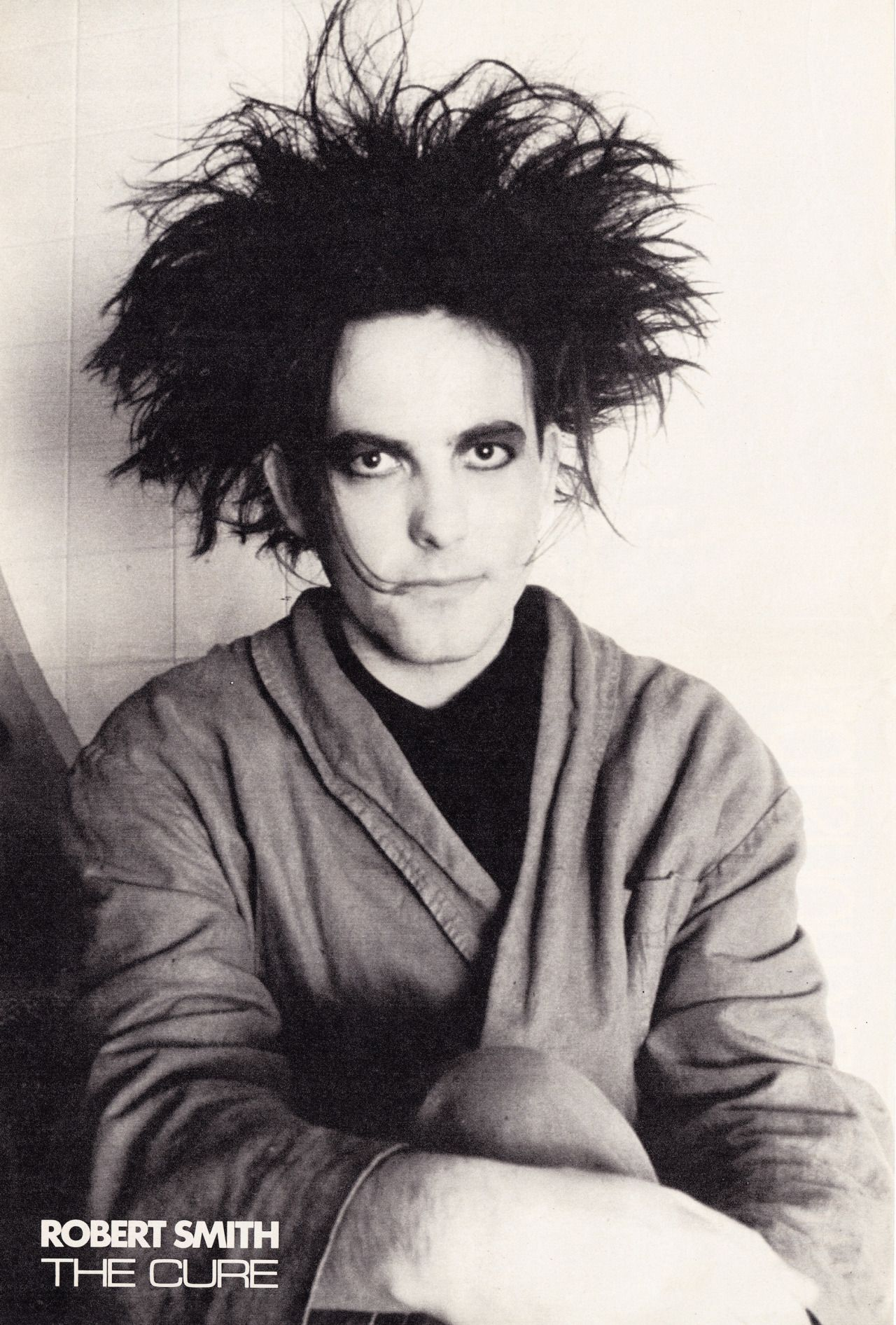 Sometimes it doesn't even look like you | The Cure | Robert