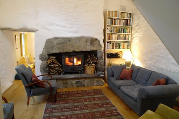 Cool holiday cottages in Snowdonia, north Wales #northwales