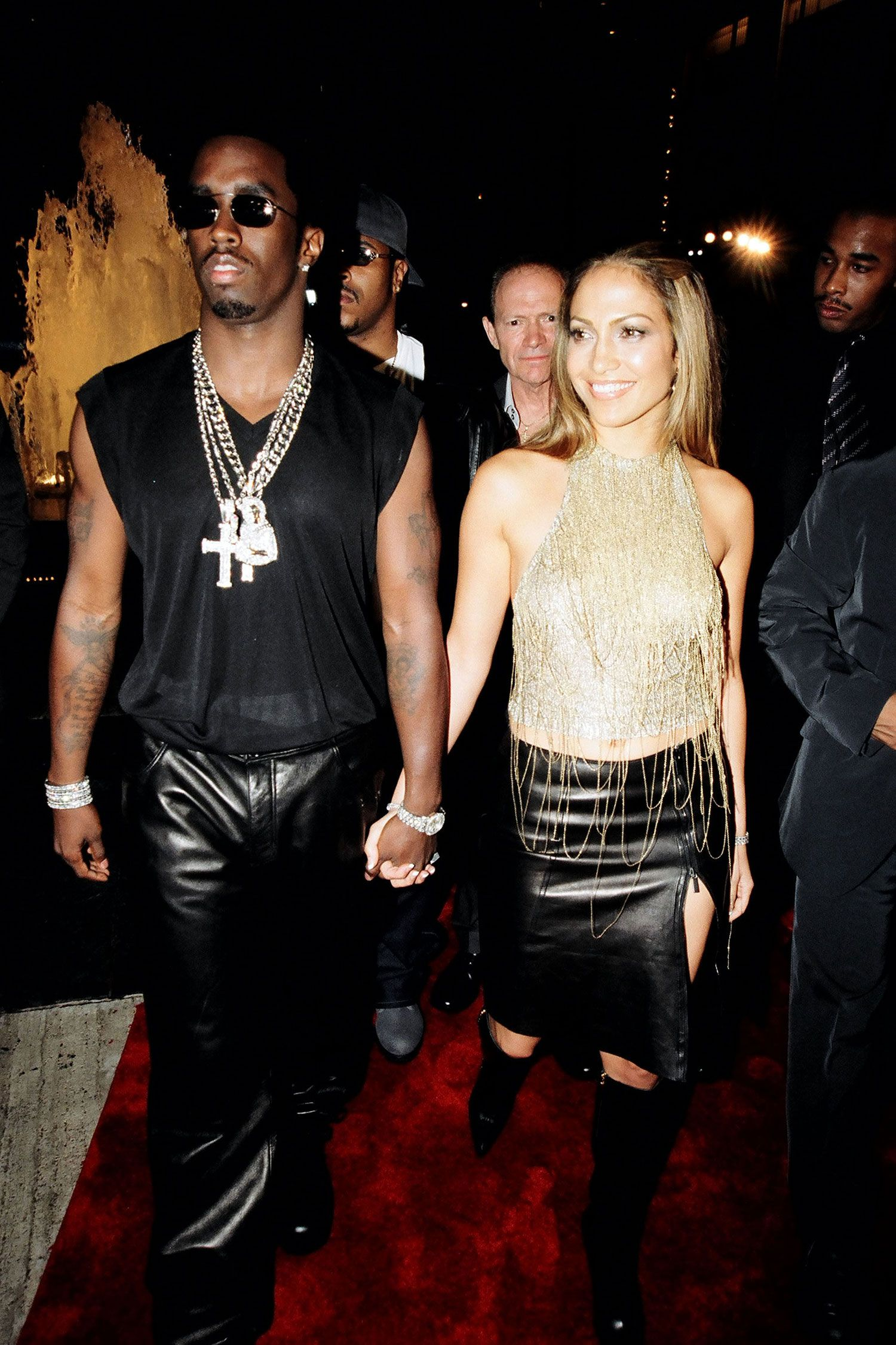 '90s Couples Whose Breakups Broke Your Heart...J.Lo and P. Diddy