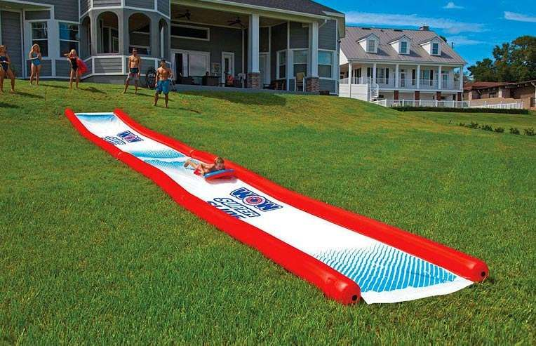 8 Awesome Slip 'N Slides That Will Turn Your Yard Into a ...