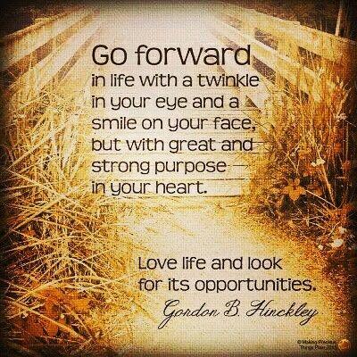 #positiveoutlook #purpose #opportunities