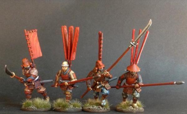 Sek 3 - Sekigahara Range from Steel Fist Miniatures