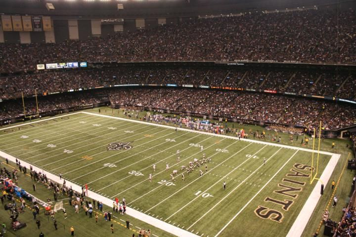 Reviews And Information About Mercedes Benz Superdome, Home Of The New  Orleans Saints