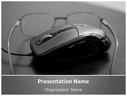 Get this free computer glasses powerpoint template with get this free computer glasses powerpoint template with different slides for toneelgroepblik Images