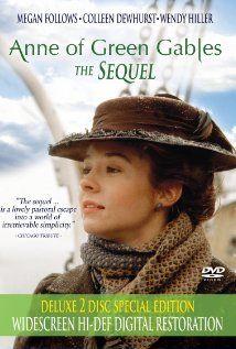 Anne Of Avonlea 1987 Anne Of Green Gables The Sequel Original