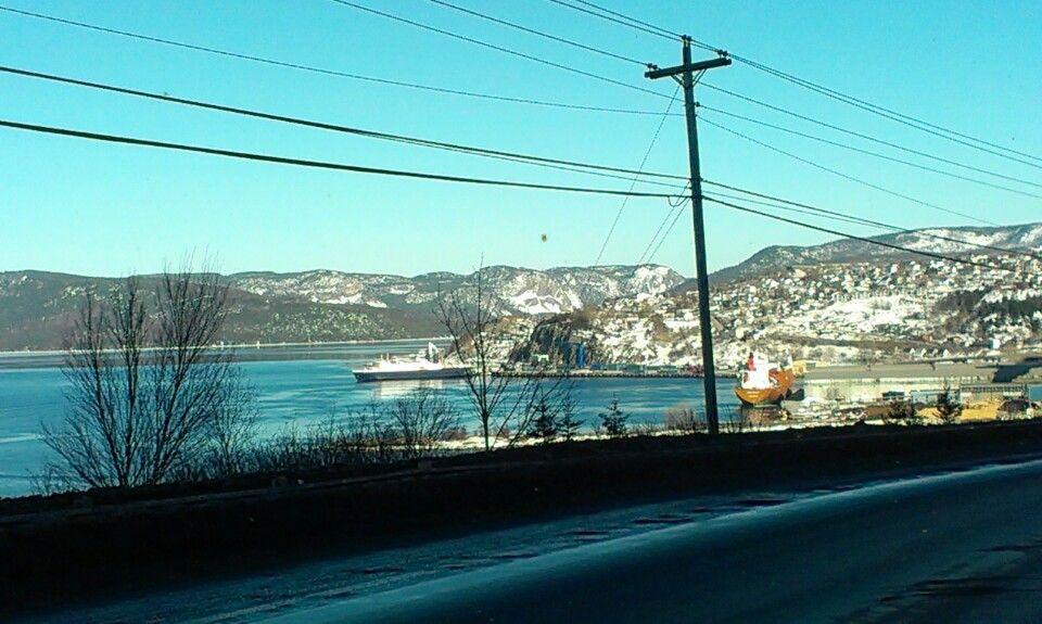 Corner Brook Newfoundland Newfoundland Newfoundland Sea River