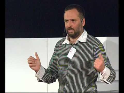 Příběhy o cestě za svobodou, které končí v nesvobodě: Tomáš Rektor at TEDxPrague 2013