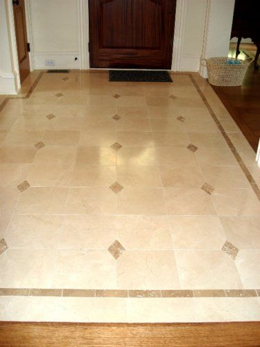 Entryway Tile Pattern Design Ideas | Raleigh-Greenville NC Entry ...
