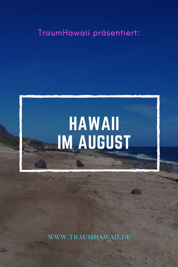 Urlaub Im August Möglich