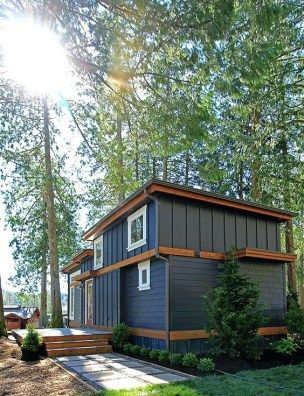 Cottage Homes Exterior Small New Small Modern Homes Plans Small Contemporary Cottage Plans West C Cottage House Exterior Cottage Exterior Mobile Home Exteriors