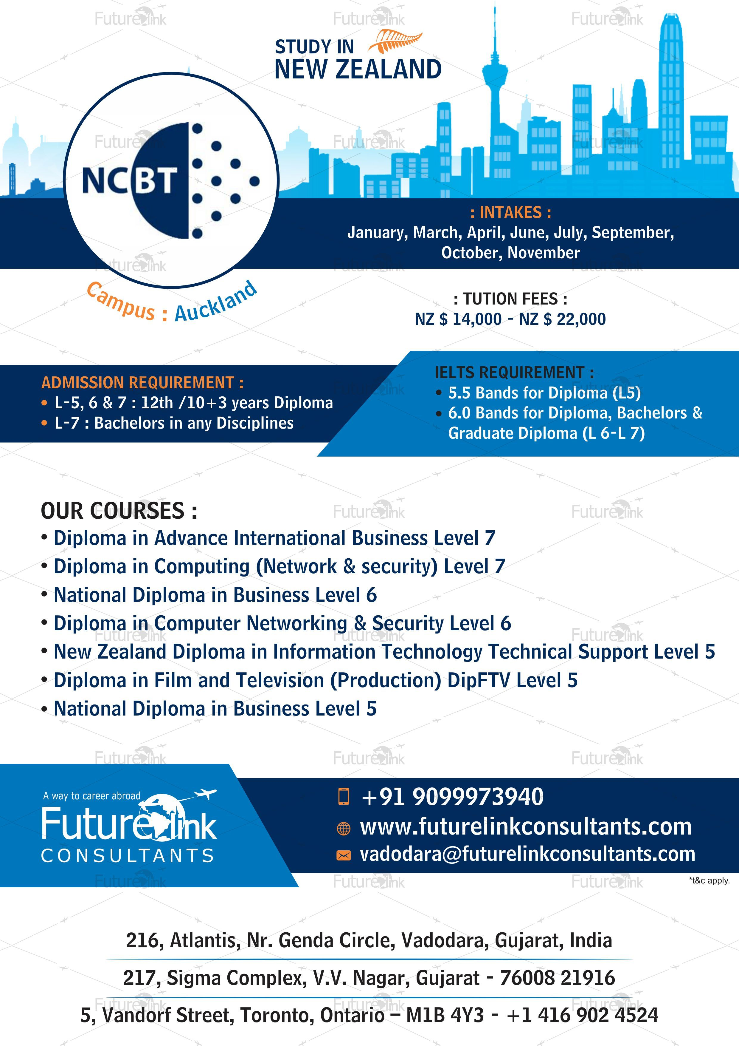 Dear students greetings from future link consultants study in dear students greetings from future link consultants study in newzealand apply in ncbt newton college of business technology kindly email us your kristyandbryce Image collections