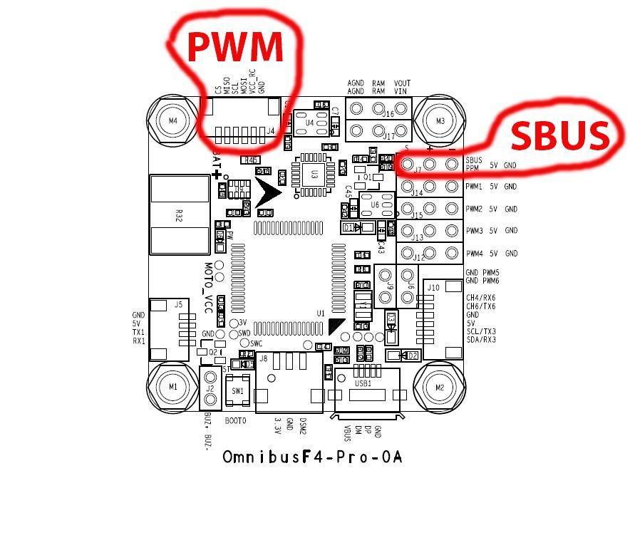 Omnibus F4 Pro Wiring Diagram from i.pinimg.com