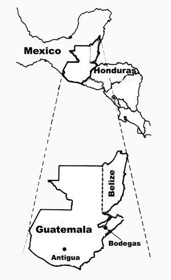 Guatemala Coloring Page Printable Guatemala Color