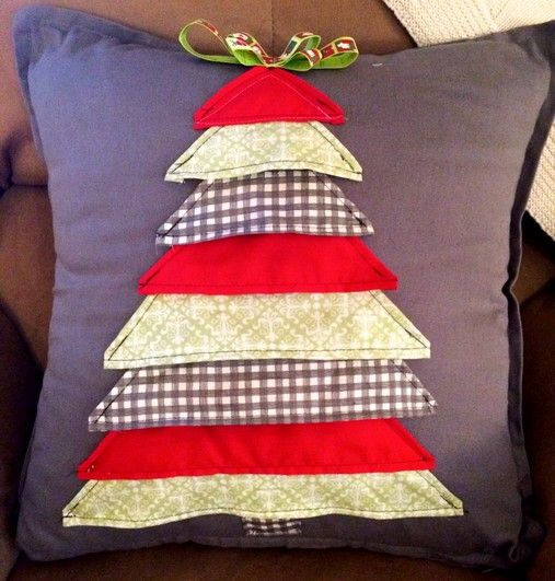 Новогодние подушки своими руками · Diy Christmas ... : diy christmas pillow covers pinterest  - pillowsntoast.com