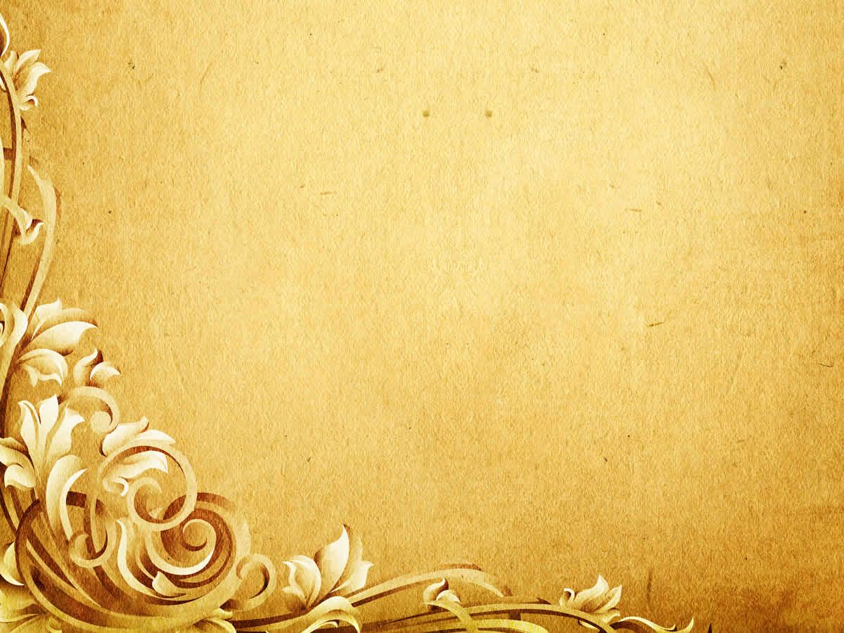 Wood Carving Border Ppt Backgrounds Powerpoint Jpg 1200