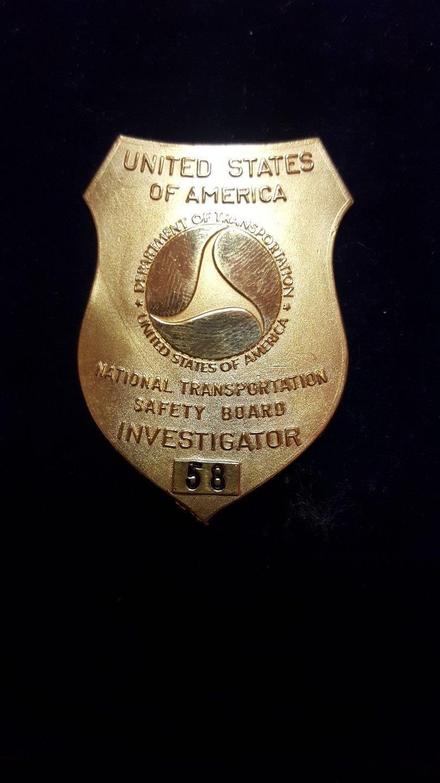 Investigator, National Transportation Safety Board
