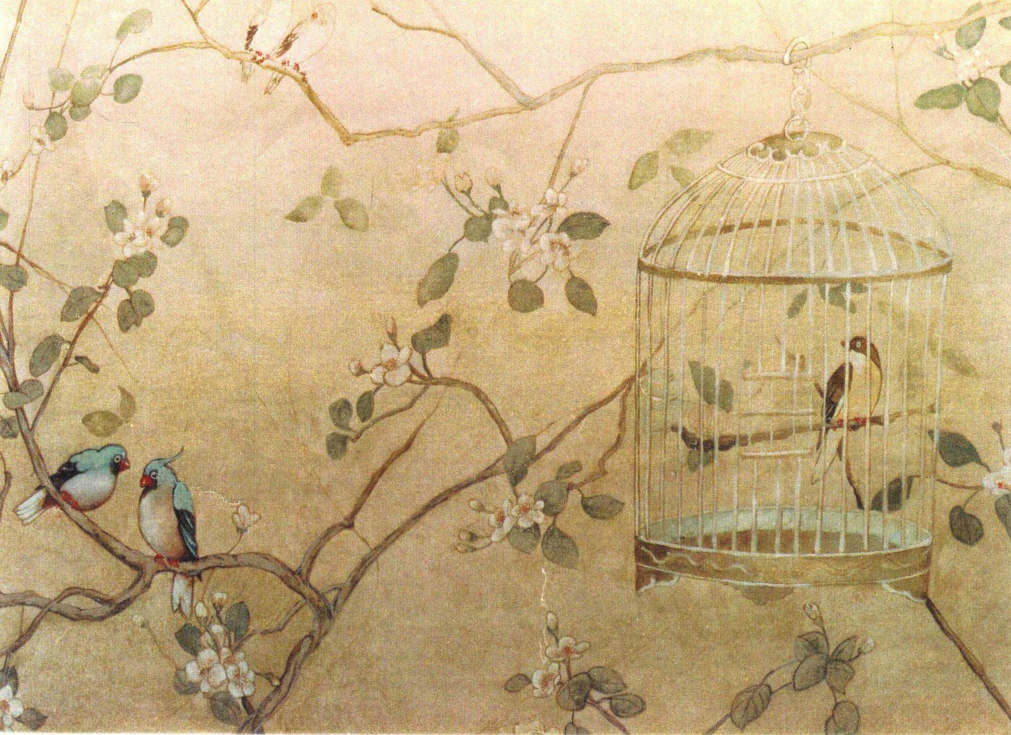 Good Chinoiserie Wallpaper | птицы | Pinterest | Chinoiserie ...