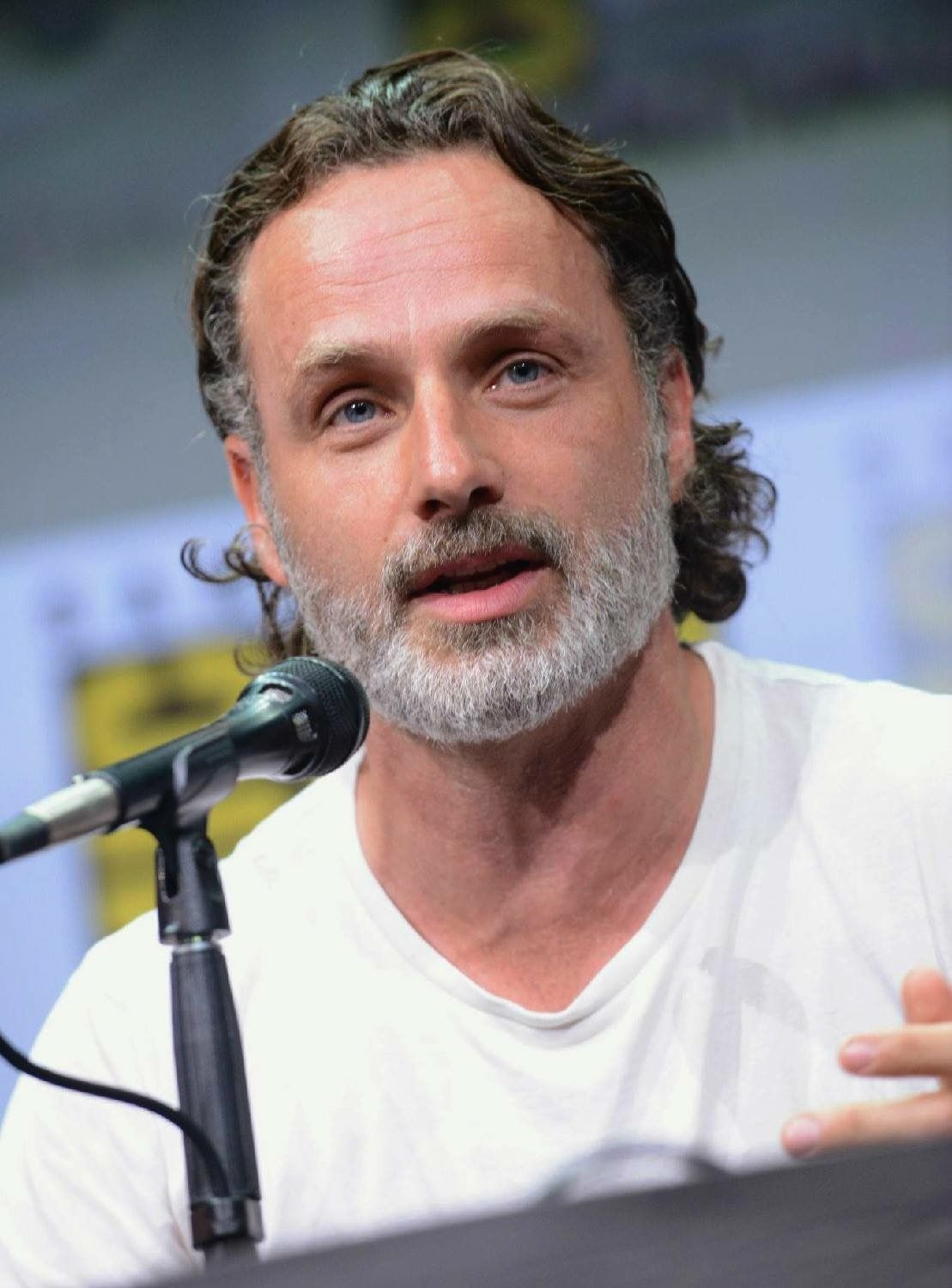Sdcc 2017 No I M Not Obsessed With Andrew Lincoln Well