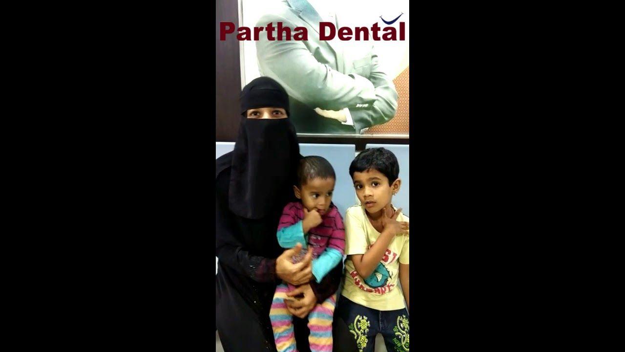 Do you need to fill cavities in baby teeth? II Partha