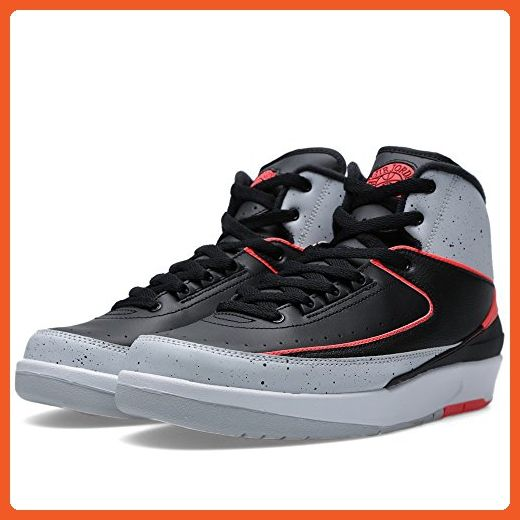 eccf40c98b95 ... where to buy air jordan 2 retro bg 6y infrared 23 395718 023 sneakers  9265f 39c84 ...