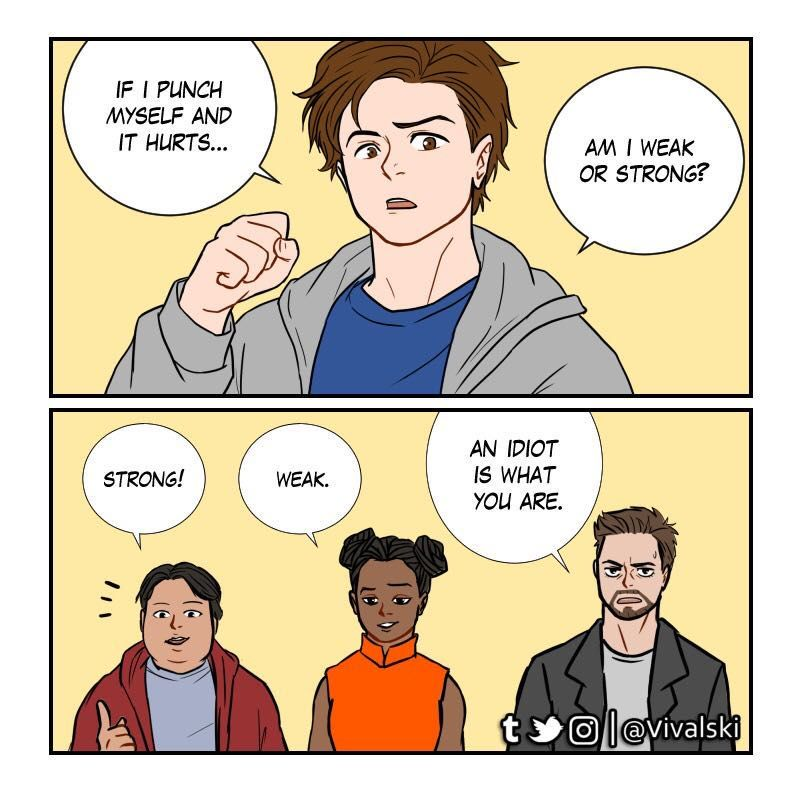 Avengers Preferences - Getting recognized in public  N