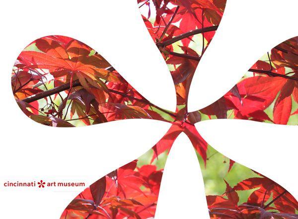 Graphic Design Museum Annual Report  Above Annual Report Cover
