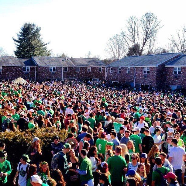 An Open Letter To The Umass Amherst Community Regarding Blarney Blowout A Student S Perspective Best Party Schools School Parties School Reviews
