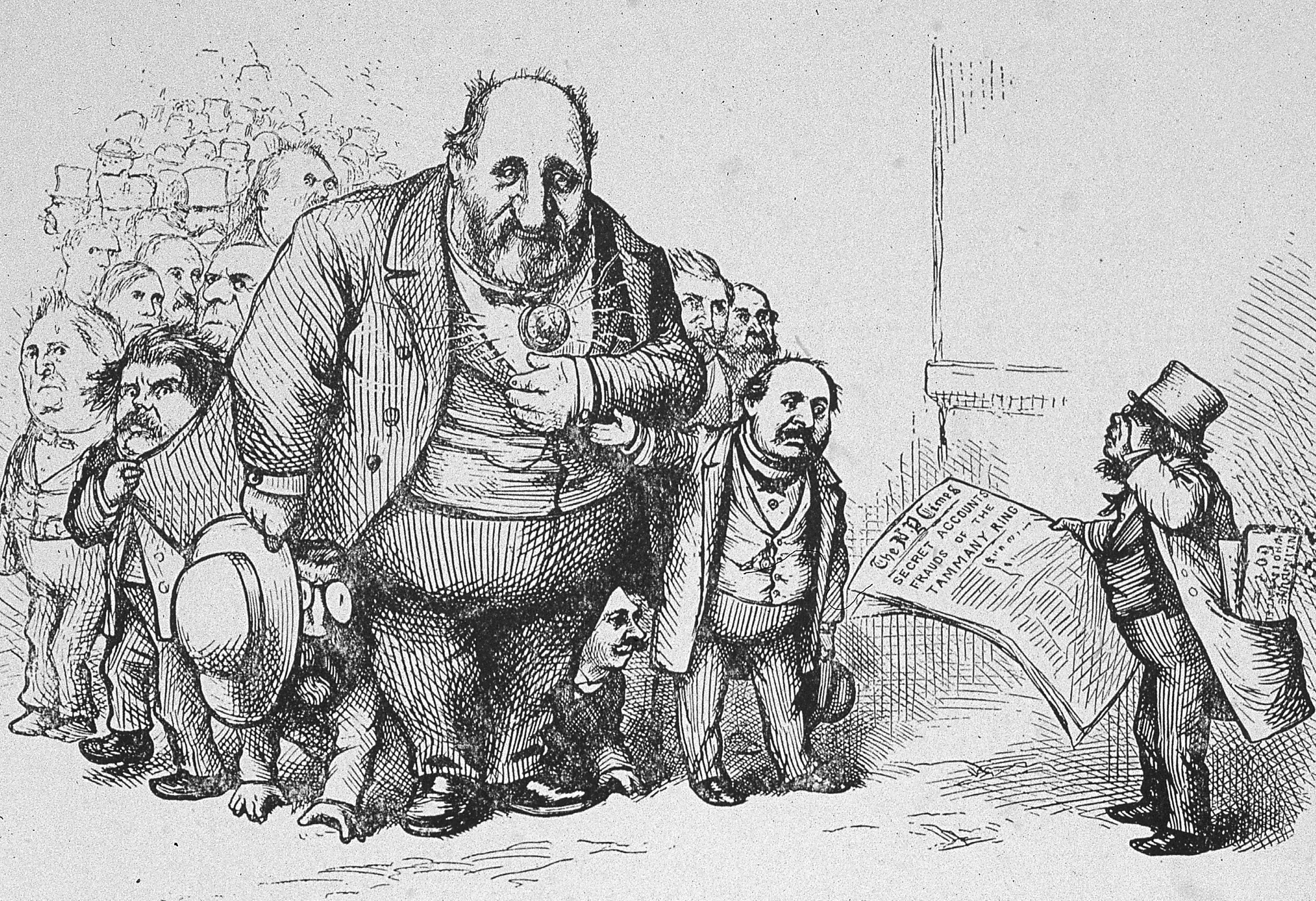 How And Why Cartoonist Thomas Nast Brought Down Boss Tweed Figure Drawing Books Figure Drawing Drawing Book Pdf