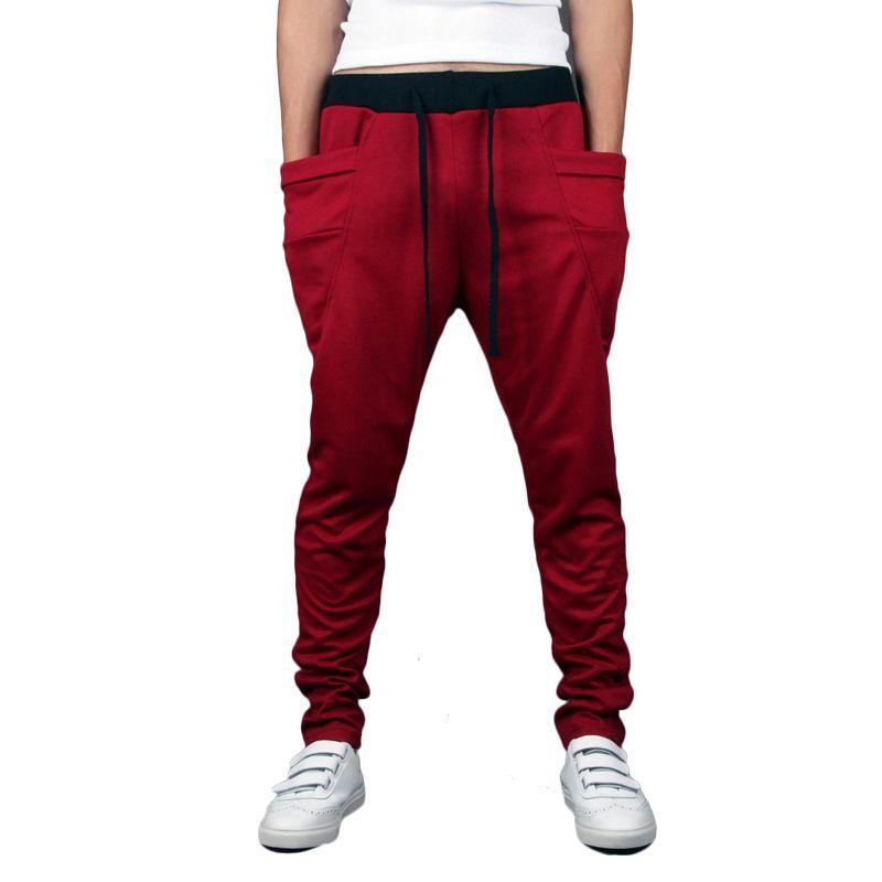 44355902 Hot Sale Fashion Men Joggers Casual Harem Sweatpants Pants Trousers Sarouel Mens  Tracksuit Bottoms Track Pants Joggers