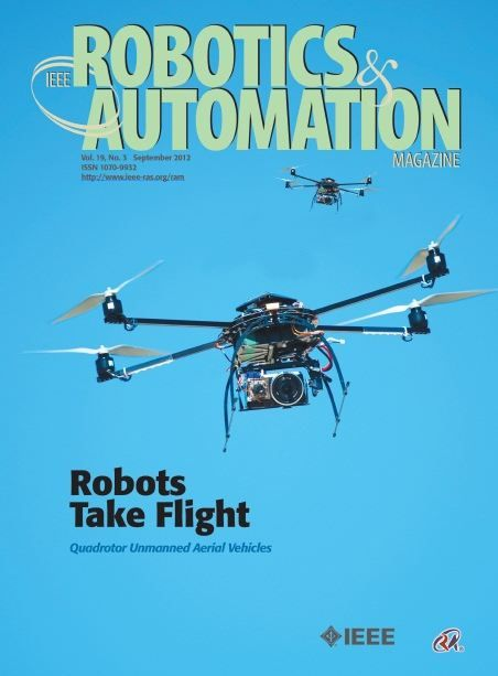 New issue of IEEE Robotics journal does deep comparison of