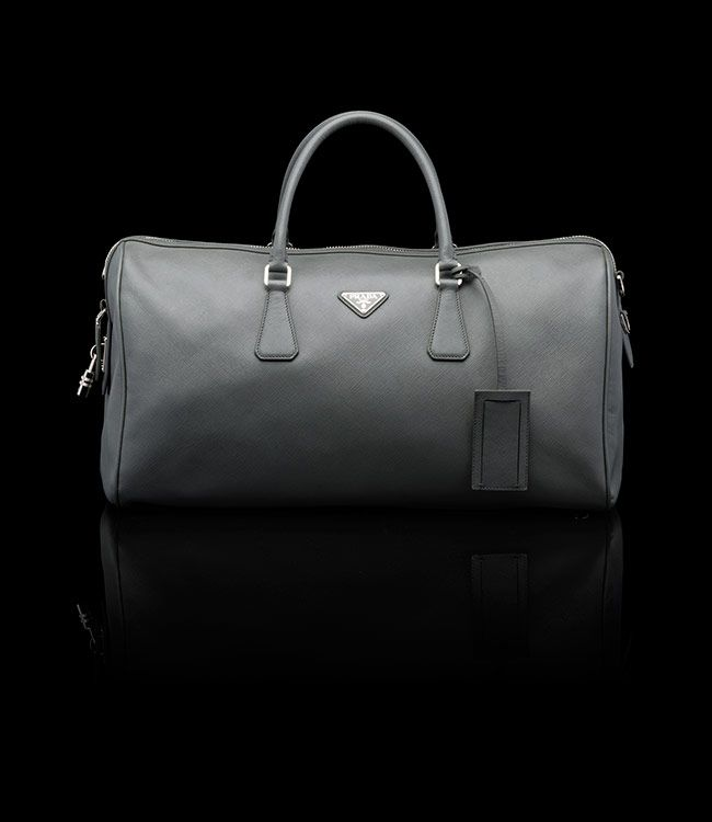 Prada Travel Bag Gentleman Fashion Menswear Style Gentlemen Arel Fancy