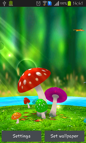 Ring Of Power 3d Live Wallpaper For Android Ring Of Power 3d Free