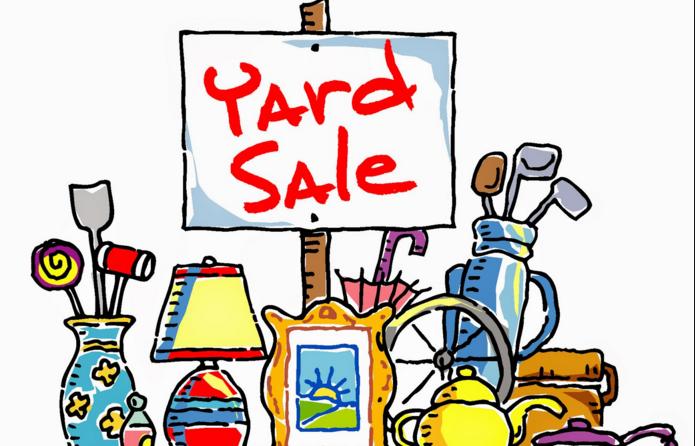 A Dealer S 16 Steps To An Epic Yard Sale Vintage Southern Picks Yard Sale Signs Rummage Sale Yard Sale