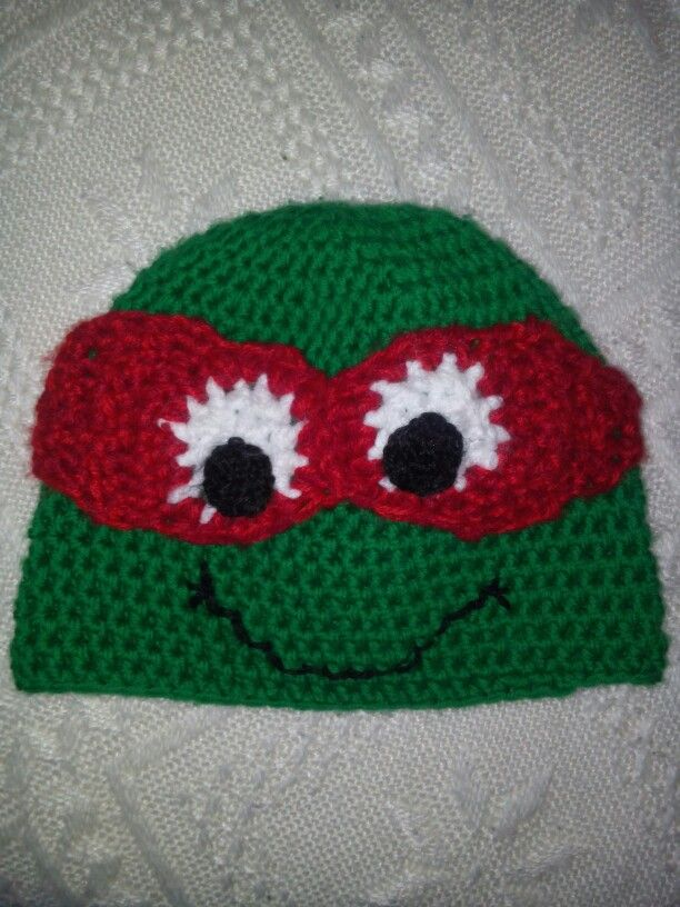 Turtle-Mütze by Sabrina Djau