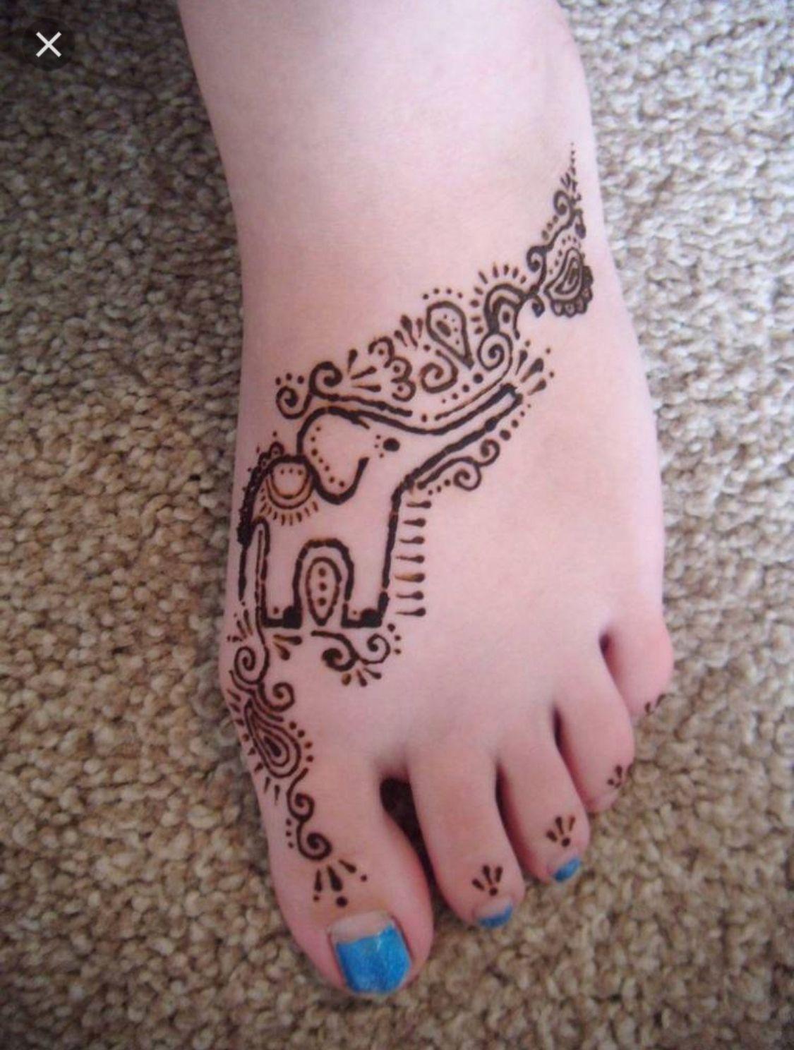 Elephant Henna Henna Elephant Tattoos Henna Elephant Tattoos