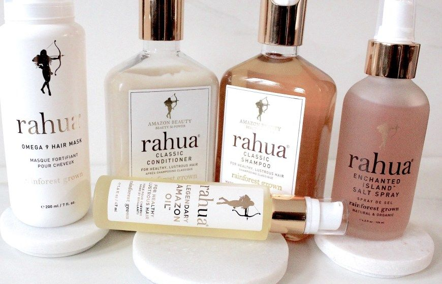 Love Your Hair With Rahua 100% Natural Haircare * The Things I Wish I Knew #organichaircare